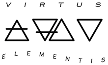 Virtus Elementis logo